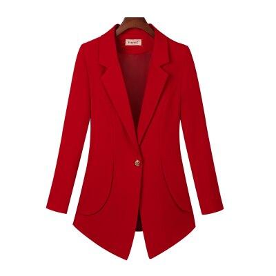 Women's Suit Jacket In Plus Size